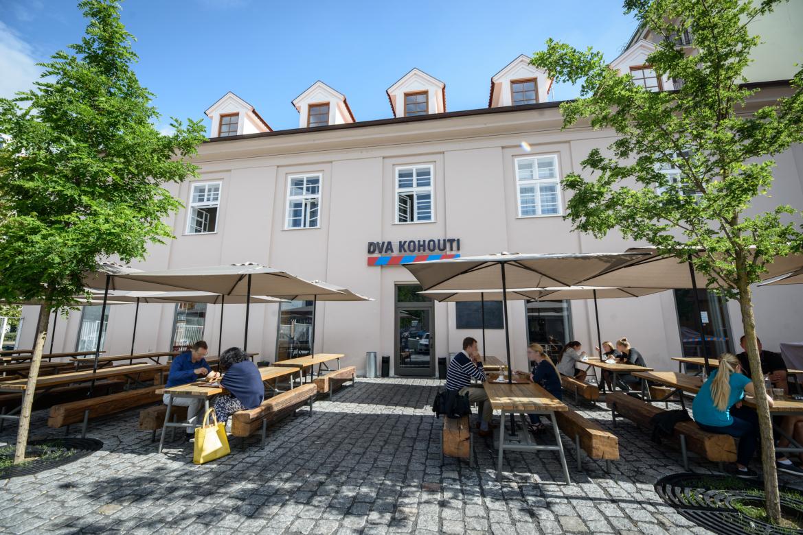 Pivovar Dva kohouti Praha
