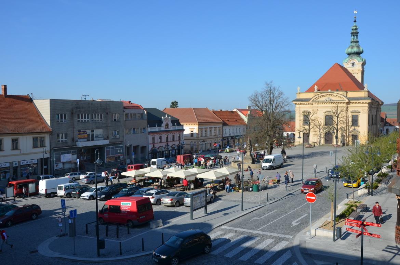 Náměstí Uherský Brod